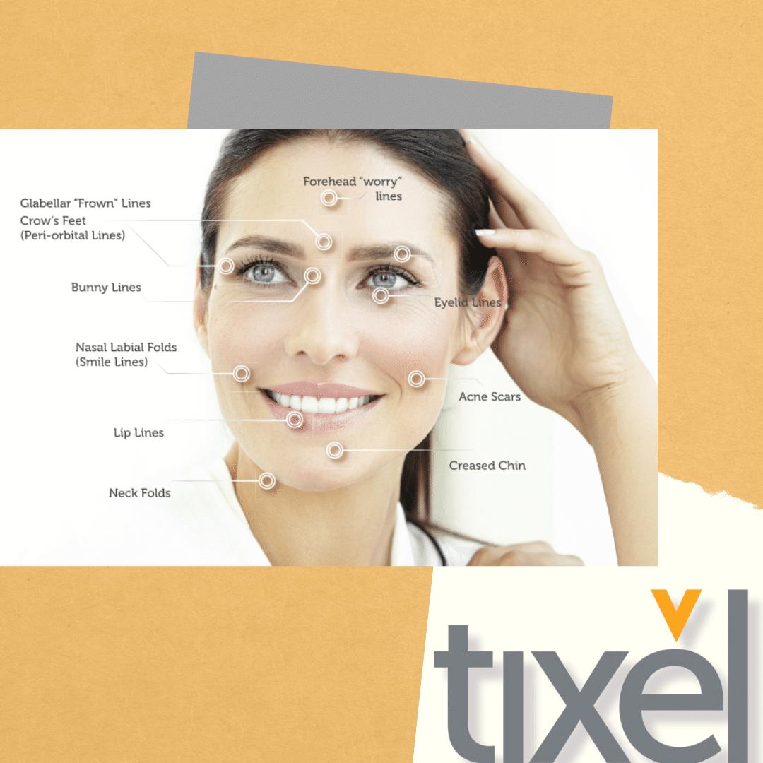 Tixel areas